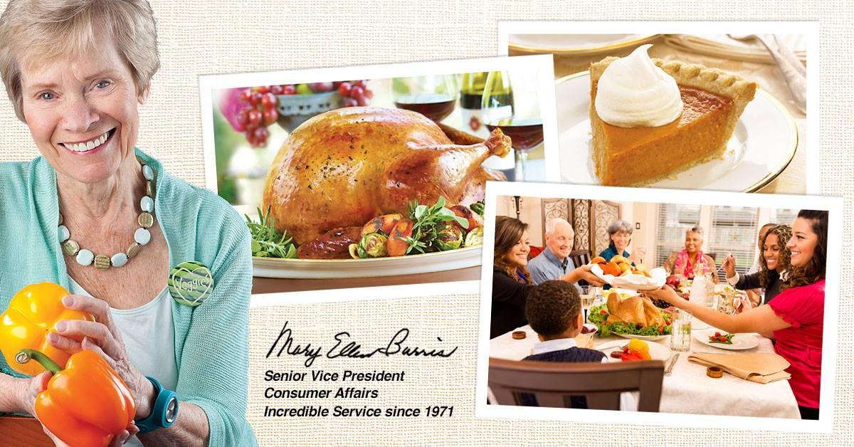Wegmans - Ray sands thanksgiving